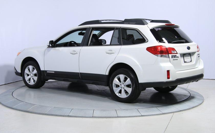 2011 Subaru Outback AWD AUTO CUIR TOIT MAGS BLUETOOTH #4