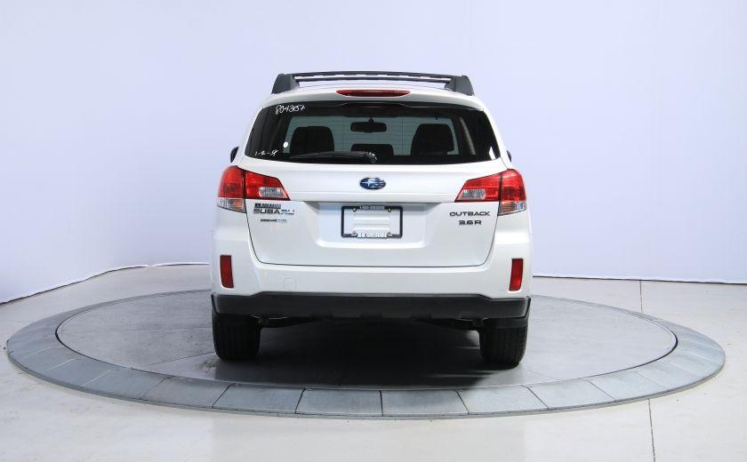 2011 Subaru Outback AWD AUTO CUIR TOIT MAGS BLUETOOTH #5