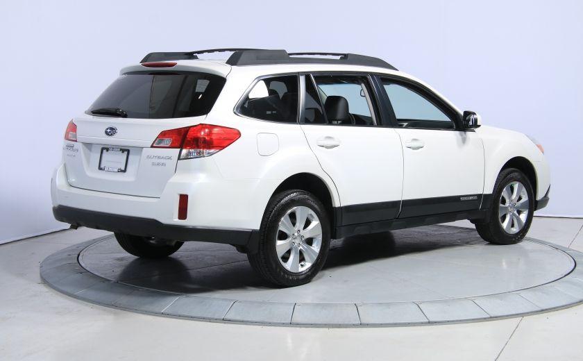 2011 Subaru Outback AWD AUTO CUIR TOIT MAGS BLUETOOTH #6