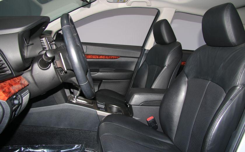 2011 Subaru Outback AWD AUTO CUIR TOIT MAGS BLUETOOTH #9