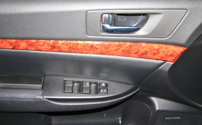 2011 Subaru Outback AWD AUTO CUIR TOIT MAGS BLUETOOTH #10