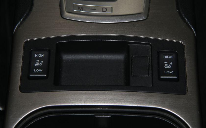 2011 Subaru Outback AWD AUTO CUIR TOIT MAGS BLUETOOTH #17
