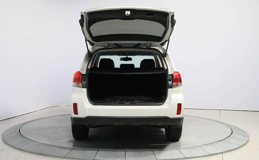 2011 Subaru Outback AWD AUTO CUIR TOIT MAGS BLUETOOTH #28