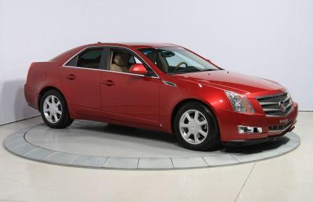 2009 Cadillac CTS w/1SB AUTOMATIQUE A/C MAGS BLUETHOOT CUIR TOIT in Montréal