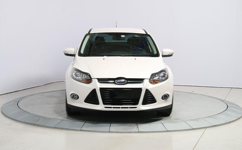 2012 Ford Focus Titanium AUTO A/C MAGS BLUETHOOT #1