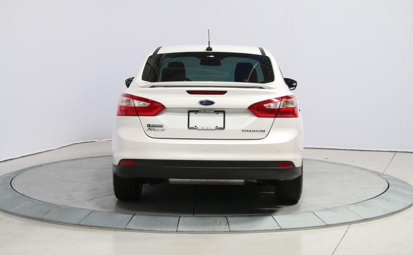 2012 Ford Focus Titanium AUTO A/C MAGS BLUETHOOT #5