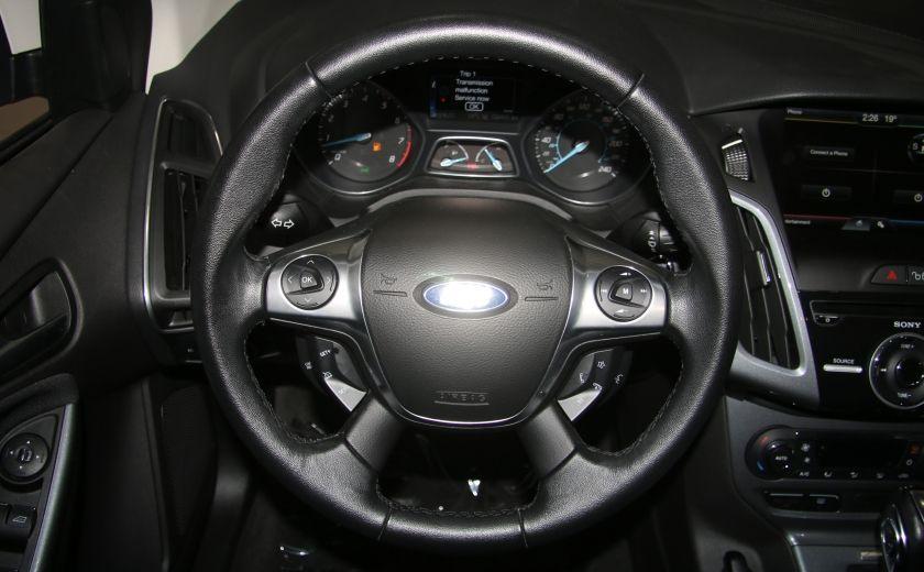 2012 Ford Focus Titanium AUTO A/C MAGS BLUETHOOT #13