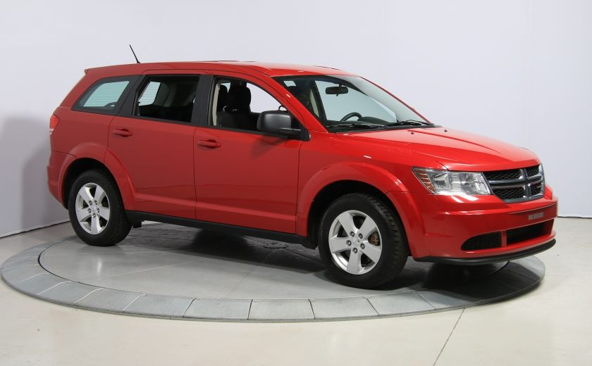 2014 Dodge Journey Canada Value Pkg #0