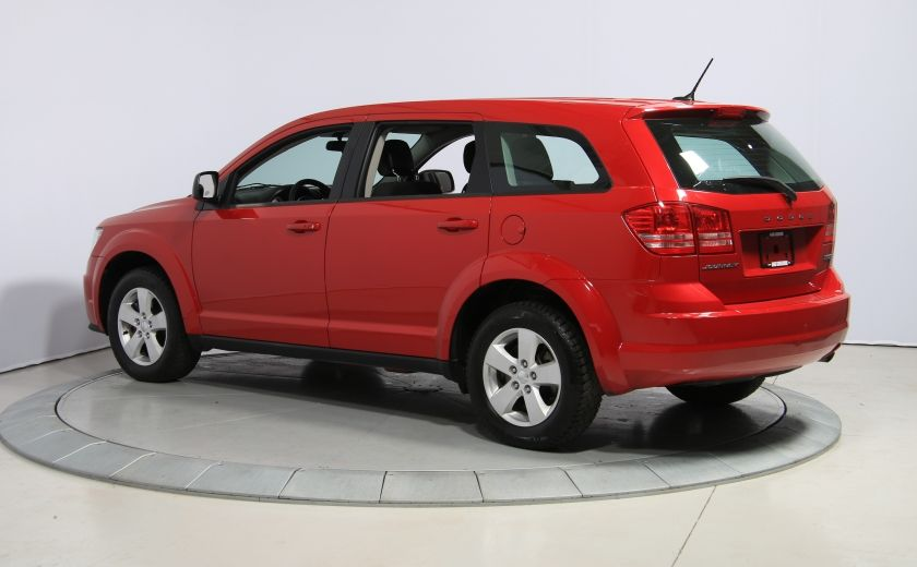 2014 Dodge Journey Canada Value Pkg #4
