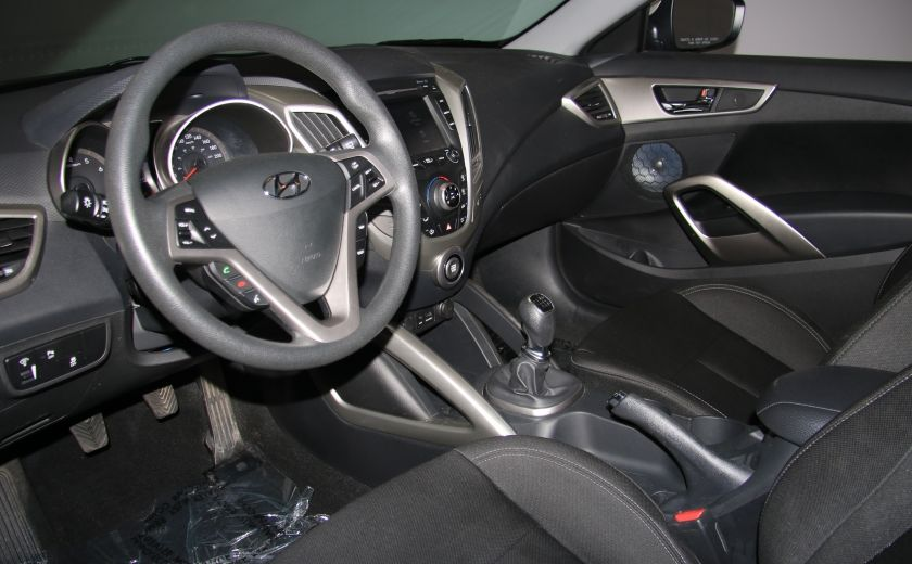2013 Hyundai Veloster A/C MAGS BLUETHOOT CAMERA RECUL #8