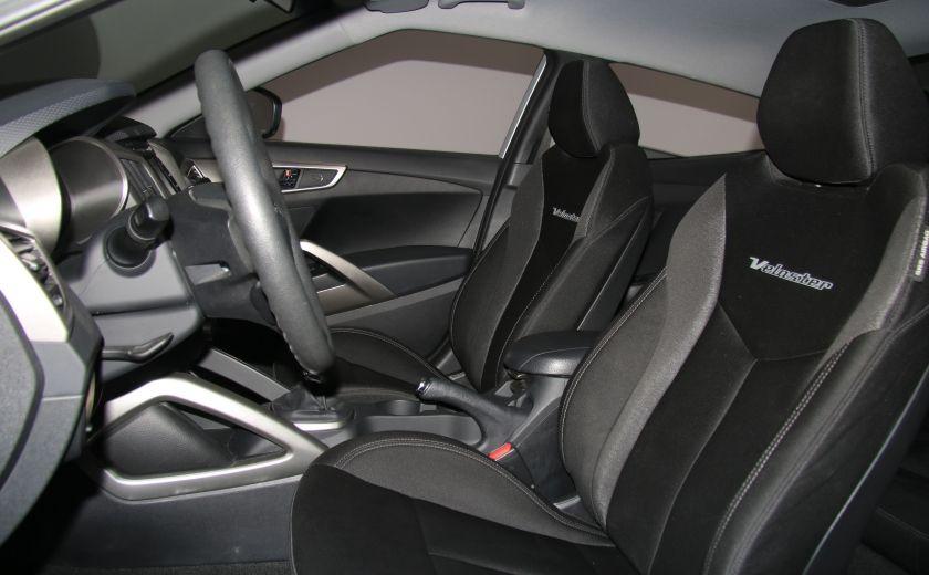 2013 Hyundai Veloster A/C MAGS BLUETHOOT CAMERA RECUL #9
