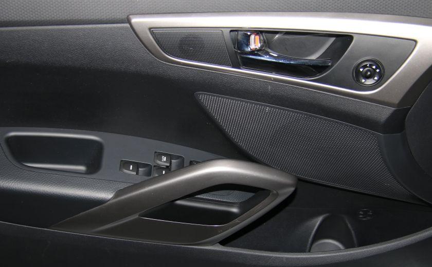 2013 Hyundai Veloster A/C MAGS BLUETHOOT CAMERA RECUL #10