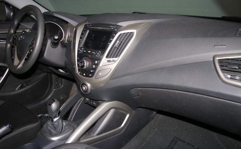 2013 Hyundai Veloster A/C MAGS BLUETHOOT CAMERA RECUL #20