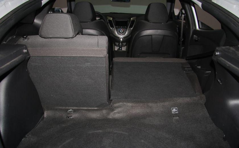 2013 Hyundai Veloster A/C MAGS BLUETHOOT CAMERA RECUL #28