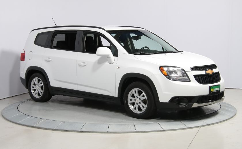 2012 Chevrolet Orlando 2LT AUTO A/C GR ELECT MAGS BLUETOOTH 7PASSAGERS #0