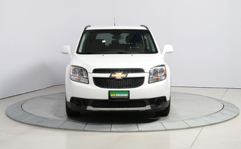 2012 Chevrolet Orlando 2LT AUTO A/C GR ELECT MAGS BLUETOOTH 7PASSAGERS #1