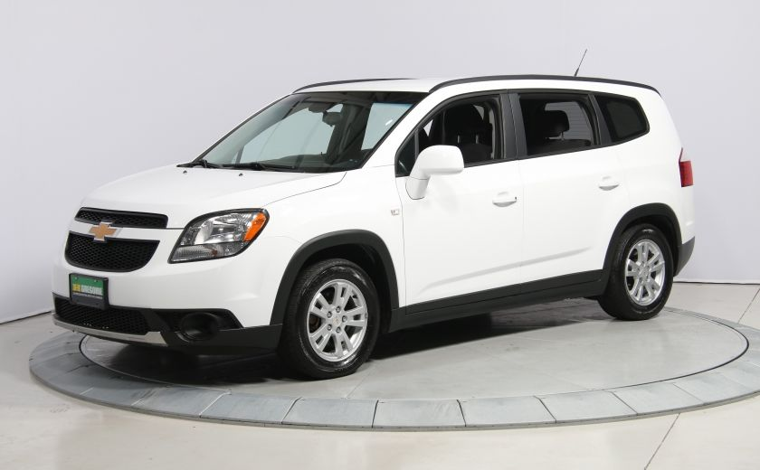 2012 Chevrolet Orlando 2LT AUTO A/C GR ELECT MAGS BLUETOOTH 7PASSAGERS #2