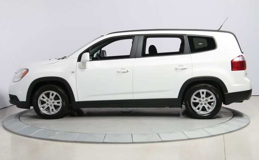 2012 Chevrolet Orlando 2LT AUTO A/C GR ELECT MAGS BLUETOOTH 7PASSAGERS #3