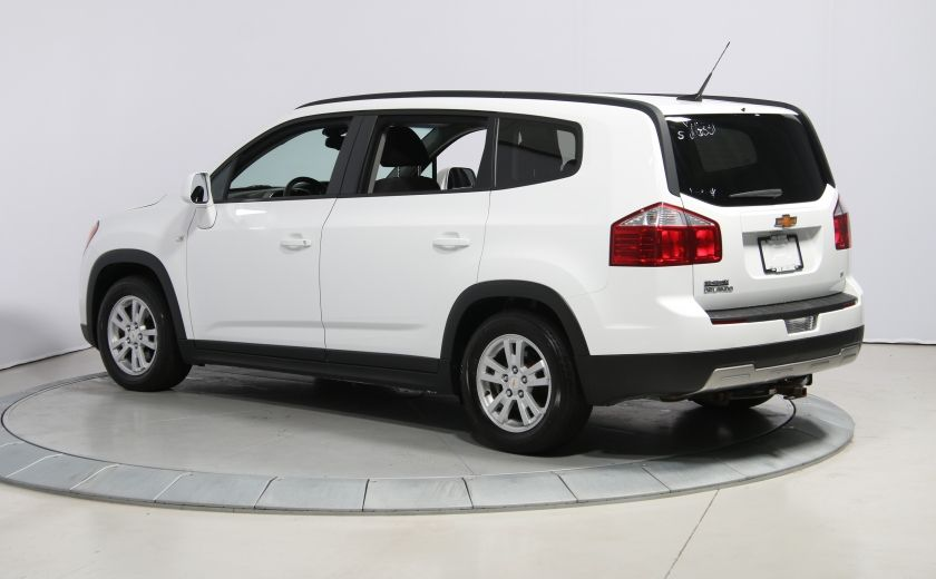 2012 Chevrolet Orlando 2LT AUTO A/C GR ELECT MAGS BLUETOOTH 7PASSAGERS #4