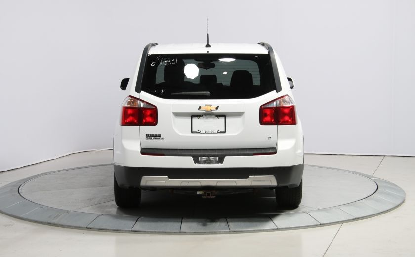 2012 Chevrolet Orlando 2LT AUTO A/C GR ELECT MAGS BLUETOOTH 7PASSAGERS #5