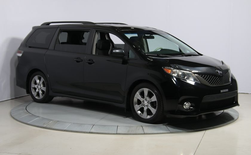 2011 Toyota Sienna SE AUTO A/C MAGS BLUETHOOT CUIR TOIT #0