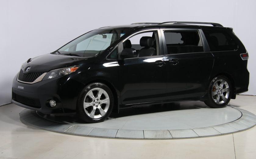 2011 Toyota Sienna SE AUTO A/C MAGS BLUETHOOT CUIR TOIT #2