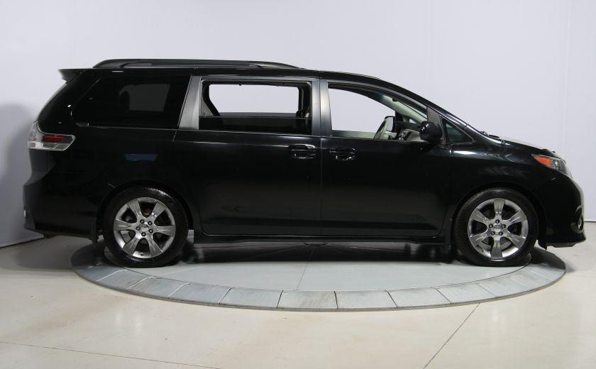 2011 Toyota Sienna SE AUTO A/C MAGS BLUETHOOT CUIR TOIT #7