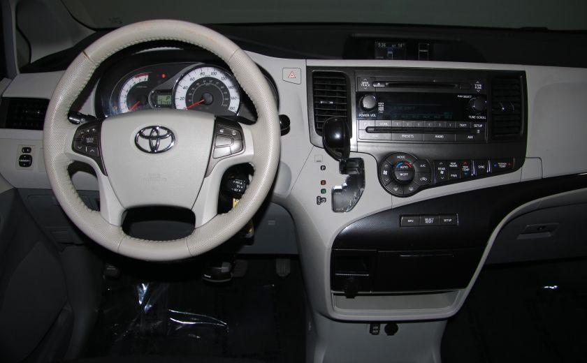 2011 Toyota Sienna SE AUTO A/C MAGS BLUETHOOT CUIR TOIT #14
