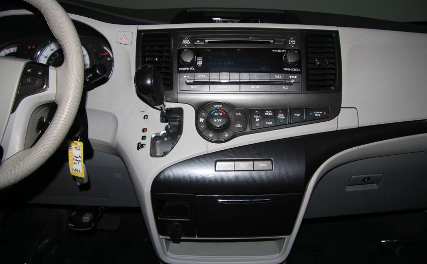 2011 Toyota Sienna SE AUTO A/C MAGS BLUETHOOT CUIR TOIT #16