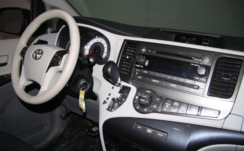 2011 Toyota Sienna SE AUTO A/C MAGS BLUETHOOT CUIR TOIT #25
