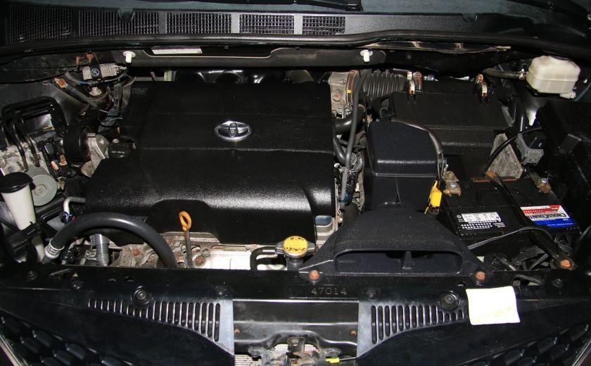 2011 Toyota Sienna SE AUTO A/C MAGS BLUETHOOT CUIR TOIT #27