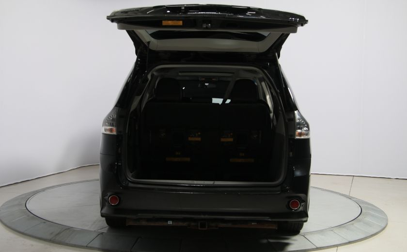 2011 Toyota Sienna SE AUTO A/C MAGS BLUETHOOT CUIR TOIT #29