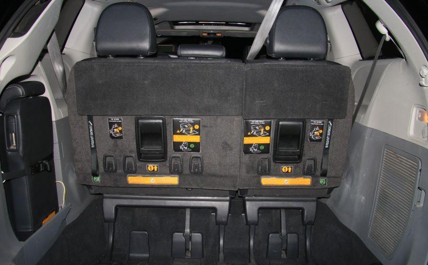 2011 Toyota Sienna SE AUTO A/C MAGS BLUETHOOT CUIR TOIT #30