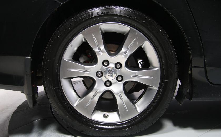 2011 Toyota Sienna SE AUTO A/C MAGS BLUETHOOT CUIR TOIT #32