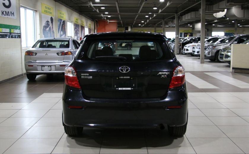 2009 Toyota Matrix XR A/C GR ELECT MAGS #4