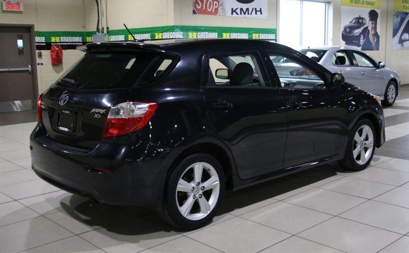 2009 Toyota Matrix XR A/C GR ELECT MAGS #5