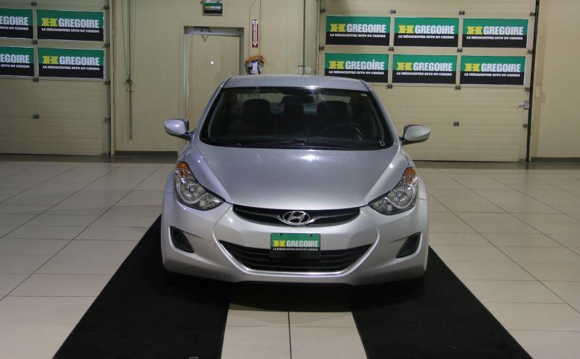 2013 Hyundai Elantra L A/C MAGS #1