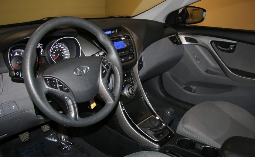 2013 Hyundai Elantra L A/C MAGS #8