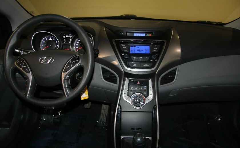 2013 Hyundai Elantra L A/C MAGS #11