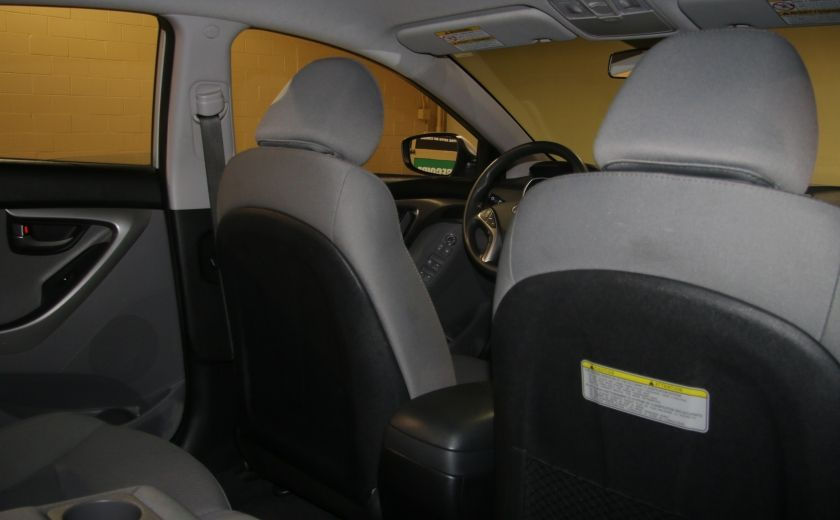 2013 Hyundai Elantra L A/C MAGS #18