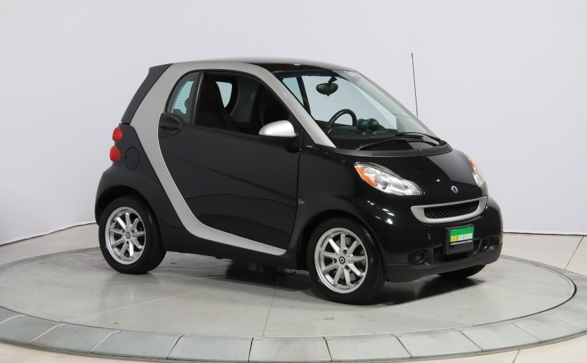 2009 Smart Fortwo Pure AUTO A/C CUIR MAGS #0