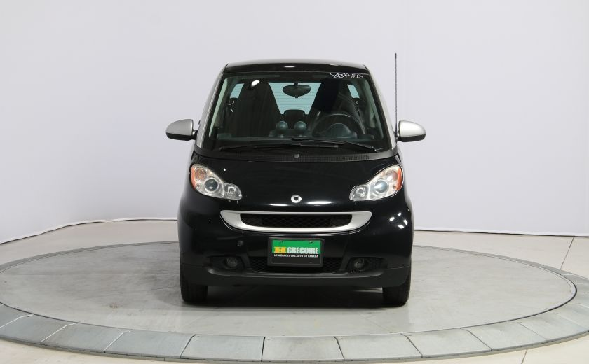 2009 Smart Fortwo Pure AUTO A/C CUIR MAGS #1