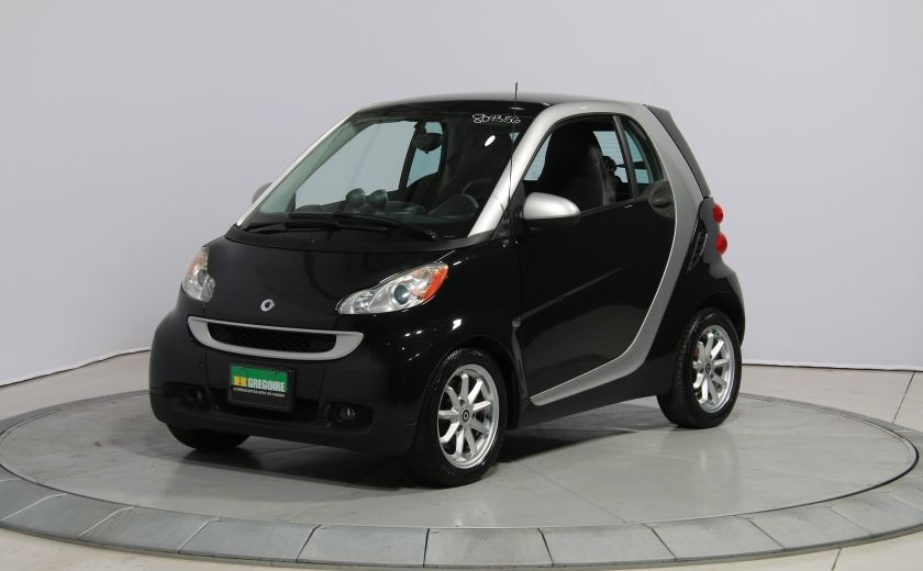 2009 Smart Fortwo Pure AUTO A/C CUIR MAGS #2