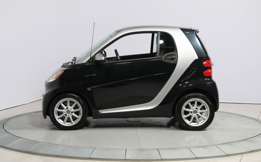 2009 Smart Fortwo Pure AUTO A/C CUIR MAGS #3