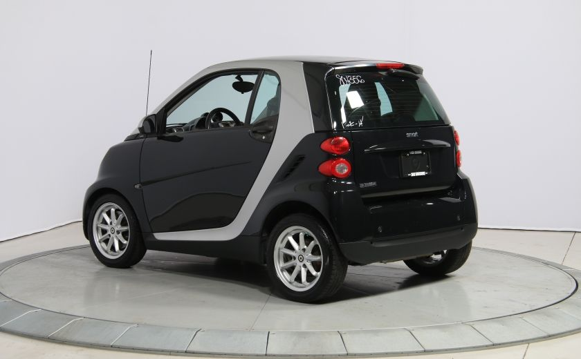 2009 Smart Fortwo Pure AUTO A/C CUIR MAGS #4