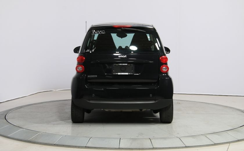 2009 Smart Fortwo Pure AUTO A/C CUIR MAGS #5