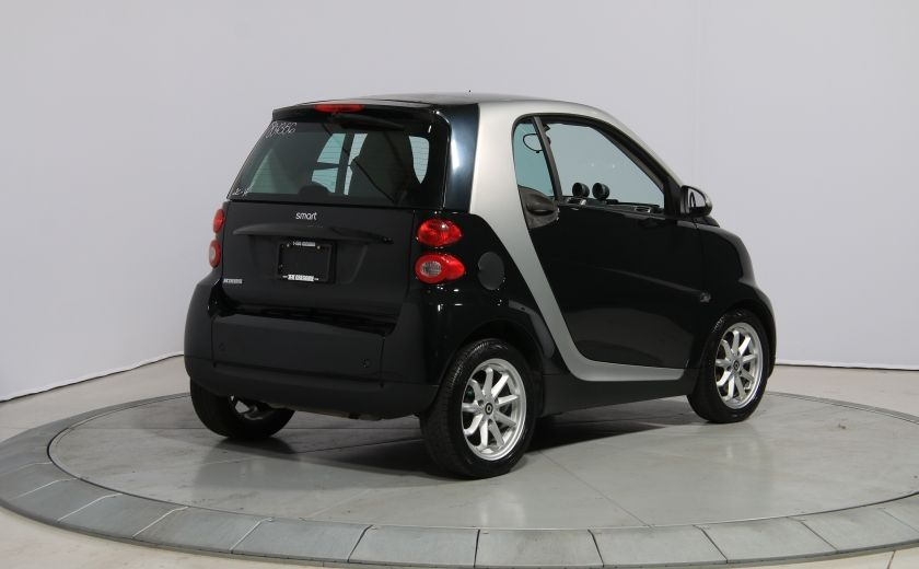 2009 Smart Fortwo Pure AUTO A/C CUIR MAGS #6