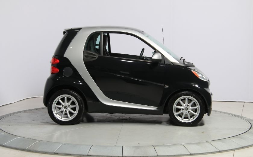2009 Smart Fortwo Pure AUTO A/C CUIR MAGS #7