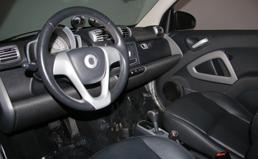 2009 Smart Fortwo Pure AUTO A/C CUIR MAGS #8