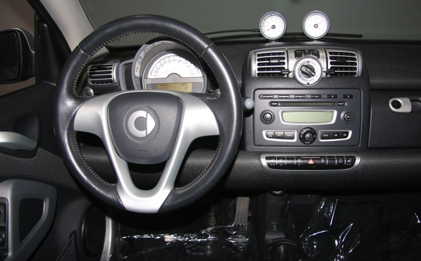 2009 Smart Fortwo Pure AUTO A/C CUIR MAGS #13